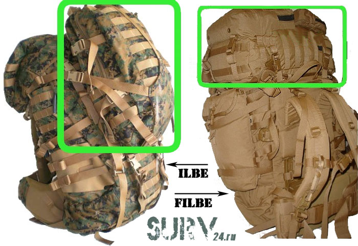 ilbe_bagpack_filbe_bagpack_comparation_rukzaki_armii_ssha