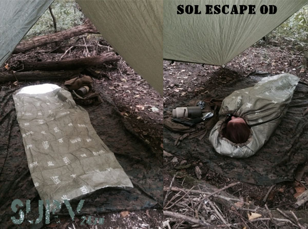sleeping_in_the_woods_in_sol_escape_olive_drab